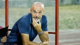 Serie A, Pioli: «Voglio una Fiorentina che non molla mai»