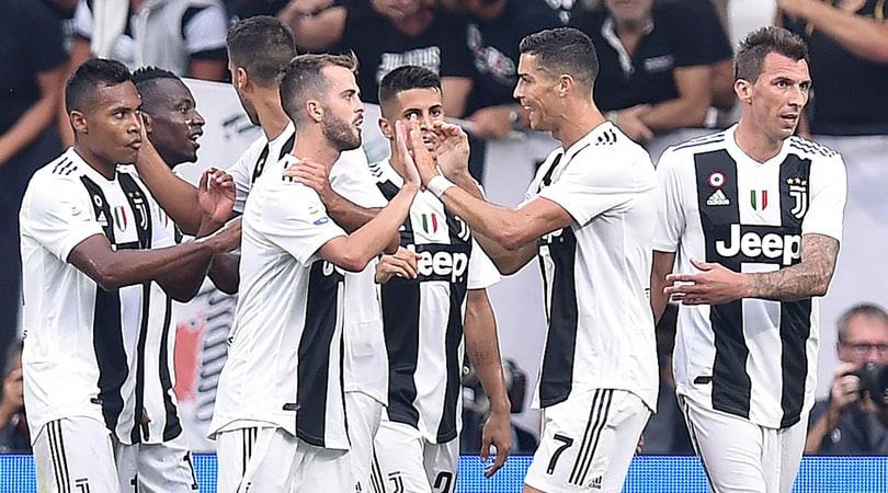 Juventus-Lazio 2-0: decidono Pjanic e Mandzukic