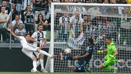 Juve-Lazio 2-0, Ronaldo ancora a secco