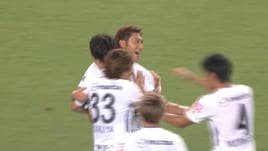 J-League, la bordata di Inagaki vale tre punti