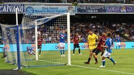 Serie A, Napoli-Milan 3-2: Zielinski e Mertens ribaltano i rossoneri