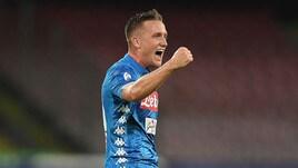 Calciomercato Napoli, il fratello di Zielinski: «Rinnovo? Resterà in azzurro per molto»