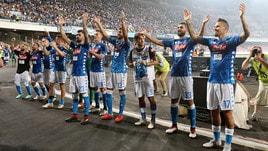 Napoli, al San Paolo si scatena la festa!