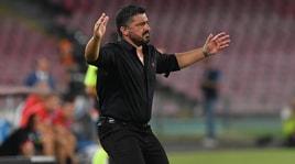 Milan, Gattuso: «Higuain? Può fare molto di più»
