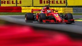 F1 Belgio, trionfa Vettel. Sul podio Hamilton e Verstappen