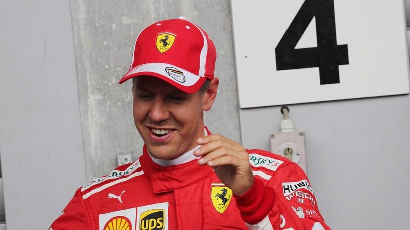F1 Belgio, Vettel re del Belgio: «Grande weekend»