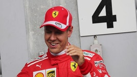 F1 Belgio, Vettel re del Belgio: «Grande weekend»
