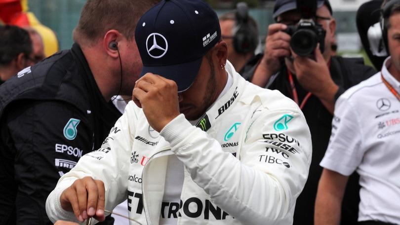 F1 Belgio, Hamilton: «Più di così non potevamo fare»
