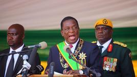 Zimbabwe: neo presidente Mnangagwa giura