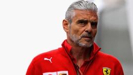 F1 Belgio, Arrivabene: «Noi i maghi dell'asciutto»