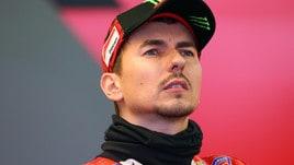 MotoGp, rimpianto Lorenzo: «Sarei rimasto ancora in Ducati»