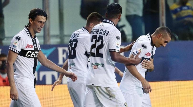 Parma-Livorno 1-1, Barillà su rigore replica a Murilo