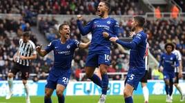 Premier League, Sarri batte Benitez: il Chelsea è a punteggio pieno