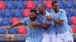 Antenucci gol: la Spal batte il Parma