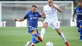 Serie B Verona-Padova 1-1. Ravanelli replica a Almici