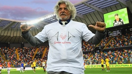 Serie A Sampdoria, Ferrero: «De Laurentiis? Non è un dramma aver perso con noi»