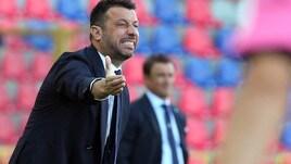 Serie A Parma, D'Aversa: «Juventus? Nella vita nulla è impossibile»