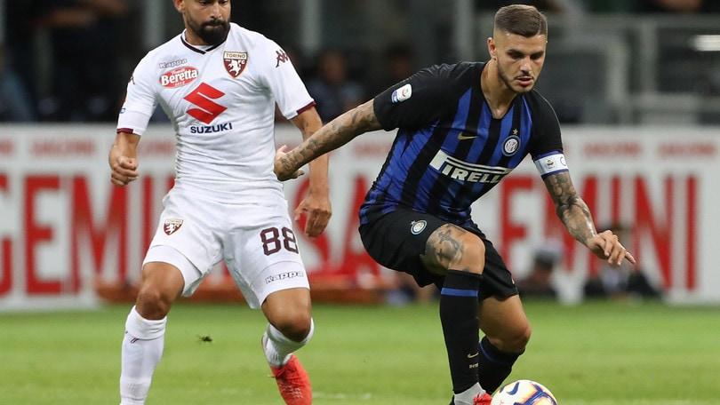 Serie A Inter-Torino 2-2, il tabellino