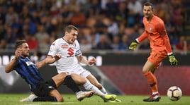 Inter-Torino 2-2: che rimonta per i granata!