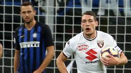 Fischi a San Siro, il Torino rimonta sull'Inter