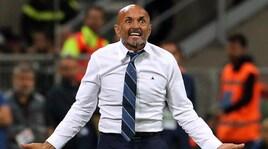 Inter, Spalletti: «Se si gioca così siamo l'anti nessuno». E toglie il giorno di riposo