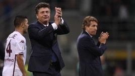 Serie A Torino, Mazzarri: «Ottimo secondo tempo»