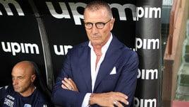 Serie A Empoli, Andreazzoli: «Complimenti ai miei ragazzi»