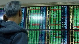 Borsa, Shanghai apre a +0,25%