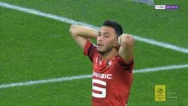 Ligue 1: Il Marsiglia salvato dalla papera di Bensebaini