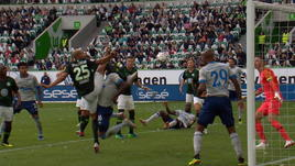 Bundesliga: Wolfsburg 2-1 Schalke