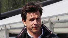 F1 Mercedes, Wolff: «A Singapore in passato abbiamo sofferto»