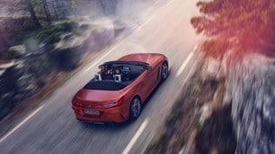 Nuova BMW Z4: foto