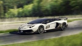 Lamborghini Aventador SVJ: foto