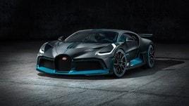 Bugatti Divo, le foto