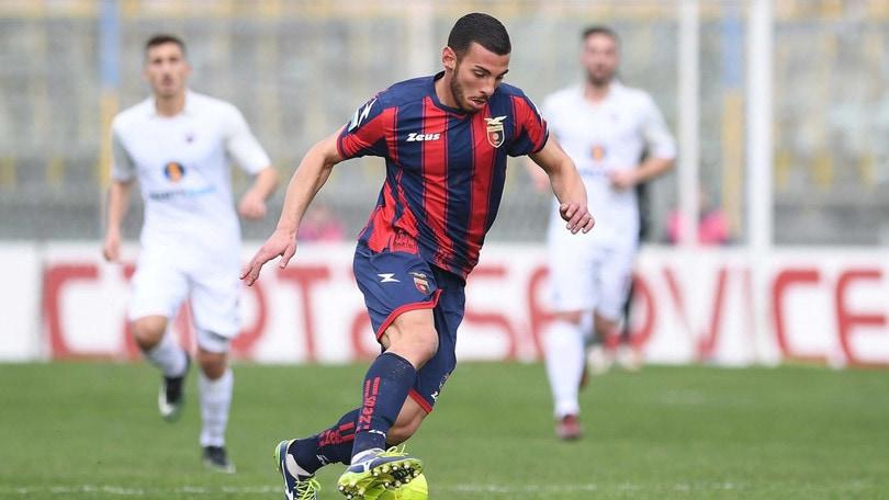 Calciomercato Casertana, risolto il contratto con De Vena