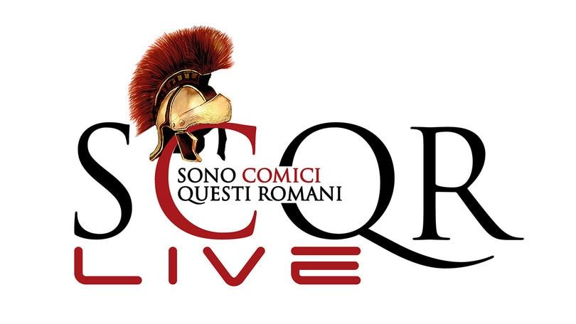 All'Ombra del Colosseo arriva SCQR Live