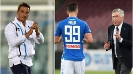 Oddo stregato dal nuovo Napoli:«Ancelotti ha dato qualcosa in più»