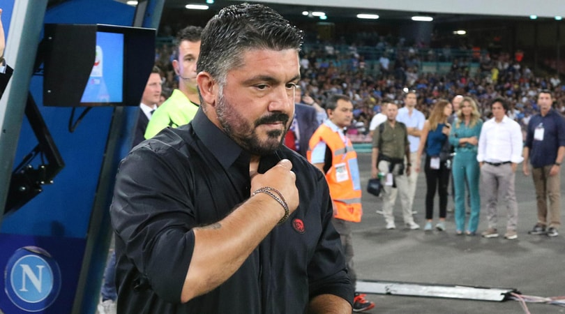 Gattuso già pensa alla Roma: «Higuain va servito meglio»