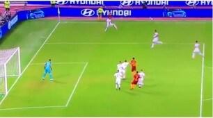 Roma-Atalanta, la sequenza del gol capolavoro di Pastore