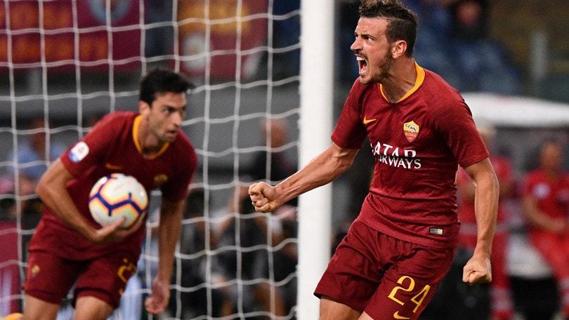 Serie A, Roma-Atalanta 3-3: giallorossi a due facce