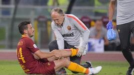 Florenzi, ko al ginocchio: le sue condizioni non destano preoccupazione