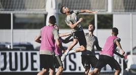 Juventus, Ronaldo: «Nessun dramma o negatività. Bei tempi ed energia positiva»