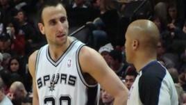 Basket: Manu Ginobili si ritira