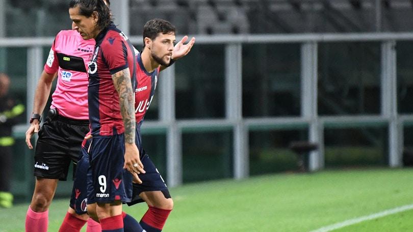 Serie A Bologna, Inzaghi aspetta i gol di Santander e Destro