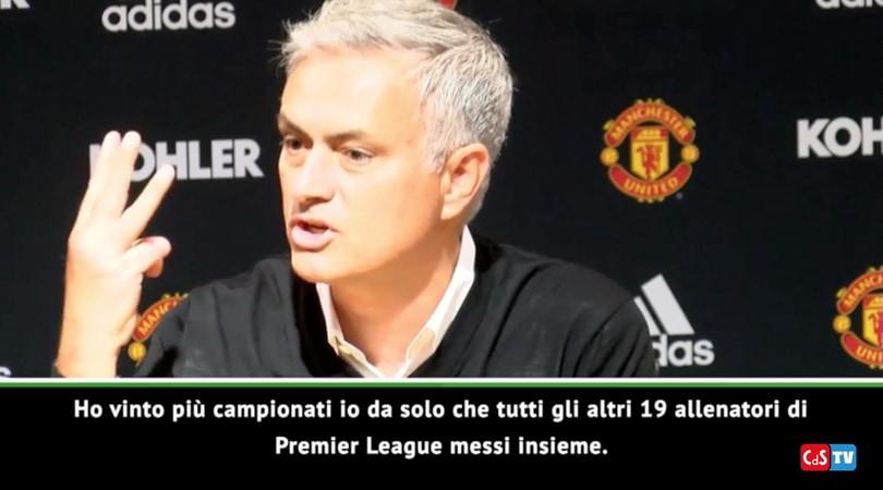 United, Mourinho chiede rispetto. Ma la sua panchina è già a rischio