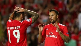 Champions League, la qualificazione del Benfica è data a 1,70