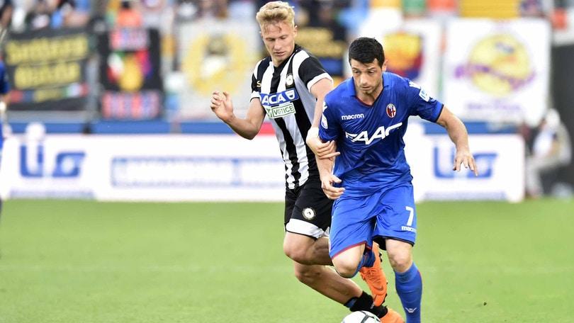Serie A Udinese, risentimento muscolare per Barak