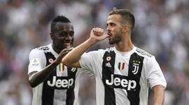 Juventus, Pjanic senza limiti: «Vogliamo vincere tutto»