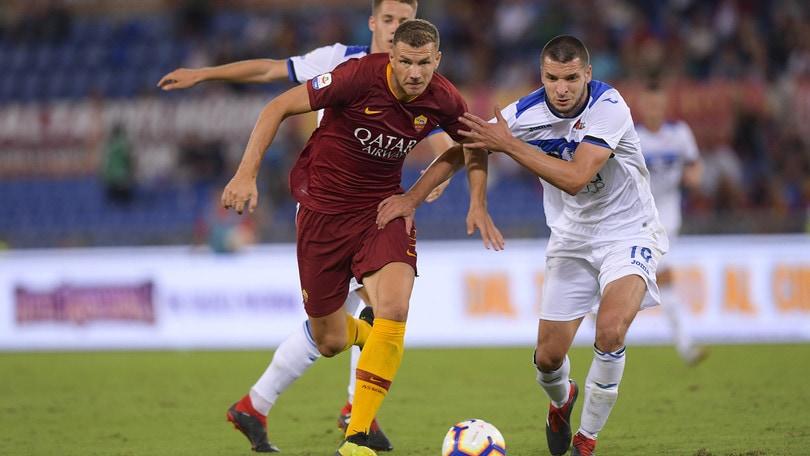 Serie A, Roma più lontana dallo scudetto dopo l'Atalanta
