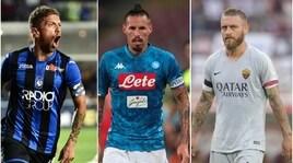 Stop alla fascia personalizzata: De Rossi e Gomez costretti ad arrendersi